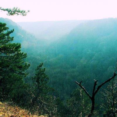 A Bakony érdekes tájai – A Burok-völgy