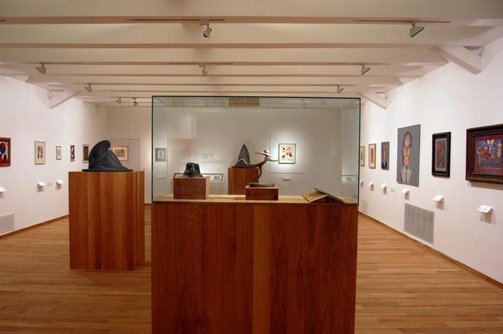 Dubniczay-palota kiállítás